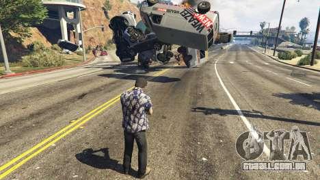 Sinta O Poder para GTA 5