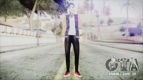 Home Girl Chola 2 para GTA San Andreas segunda tela