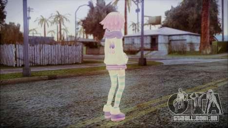 Neptune Re Birth [Hyperdimension Neptunia] para GTA San Andreas terceira tela