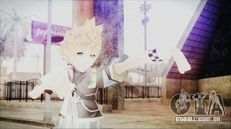 Kingdom Hearts Birth By Sleep - Ventus para GTA San Andreas