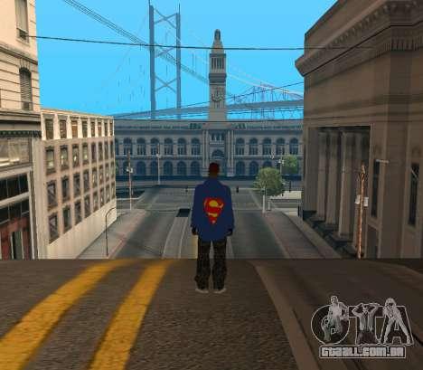 Super Emmet para GTA San Andreas terceira tela