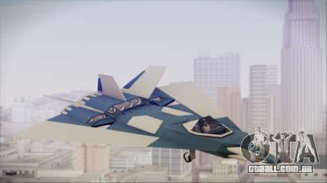 Chuckup BlackBird para GTA San Andreas