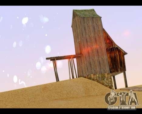 Queenshit Graphic 2015 para GTA San Andreas nono tela