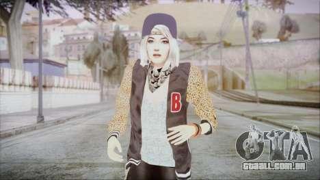 Home Girl Chola 2 para GTA San Andreas