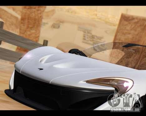 Queenshit Graphic 2015 para GTA San Andreas segunda tela