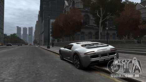 Adder HQ from GTA 5 para GTA 4 vista direita