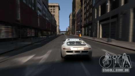 Adder HQ from GTA 5 para GTA 4 esquerda vista