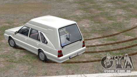 Daewoo-FSO Polonez Cargo Van Plus 1999 para GTA 4 interior