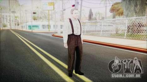 Tommy Angelo Mafia 2 para GTA San Andreas segunda tela