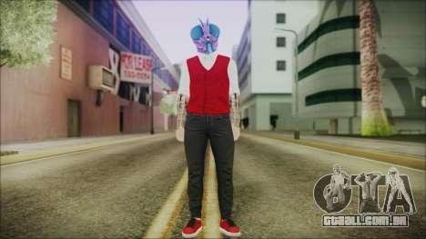 DLC Halloween GTA 5 Mosca para GTA San Andreas segunda tela
