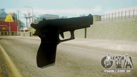 GTA 5 Colt 45 para GTA San Andreas segunda tela