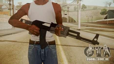 GTA 5 AK-47 para GTA San Andreas