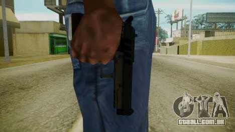 GTA 5 Colt 45 para GTA San Andreas terceira tela