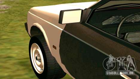 AZLK 2141 Hobo para GTA San Andreas vista traseira
