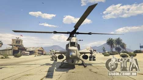 AH-1Z Viper para GTA 5