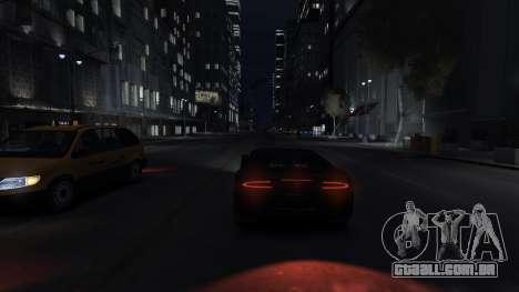 Adder HQ from GTA 5 para GTA 4 traseira esquerda vista