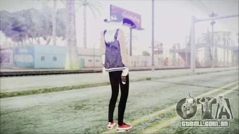 Home Girl Chola 2 para GTA San Andreas terceira tela