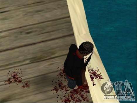 Realista Morte para GTA San Andreas terceira tela