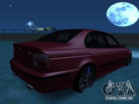 ENB Series [MEDIUM PC] para GTA San Andreas sexta tela