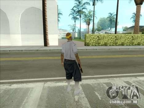 New LSV3 para GTA San Andreas segunda tela