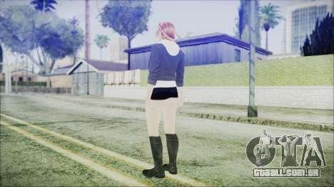 Modern Woman 6 para GTA San Andreas terceira tela