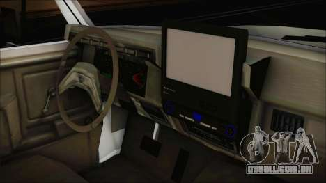 Ford F-150 Con Sonido para GTA San Andreas vista direita