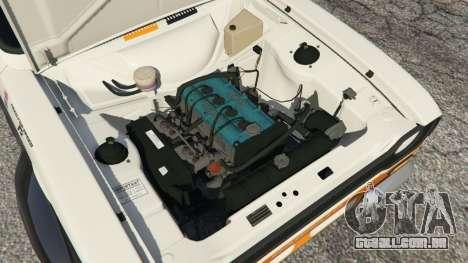 Ford Escort MK1 v1.1 [Carrillo] para GTA 5