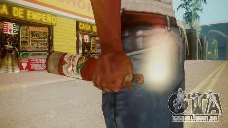 GTA 5 Molotov Cocktail para GTA San Andreas