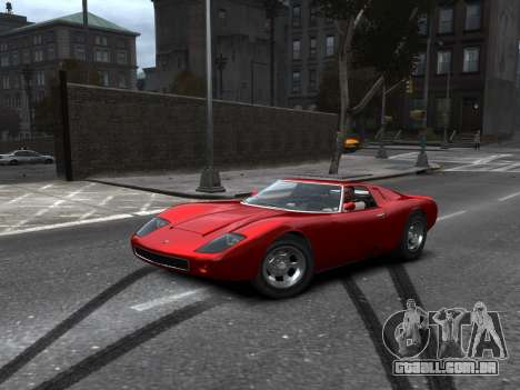 GTA 5 Monore Imporeved para GTA 4