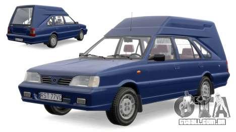 Daewoo-FSO Polonez Cargo Van Plus 1999 para GTA 4