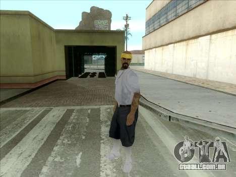 New LSV3 para GTA San Andreas