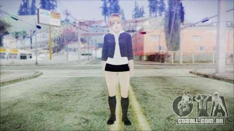 Modern Woman 6 para GTA San Andreas segunda tela