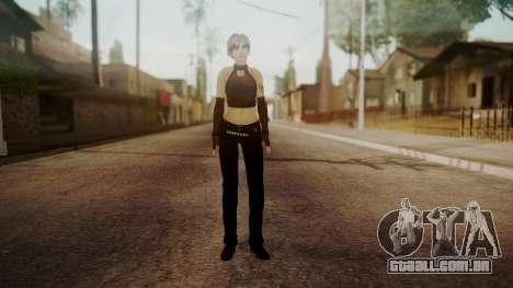 Jennifer para GTA San Andreas segunda tela