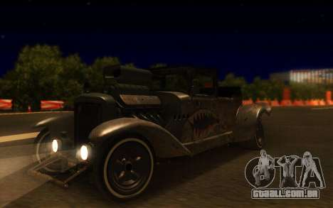 Albany Frenken Stange Rusty Edition para GTA San Andreas vista direita