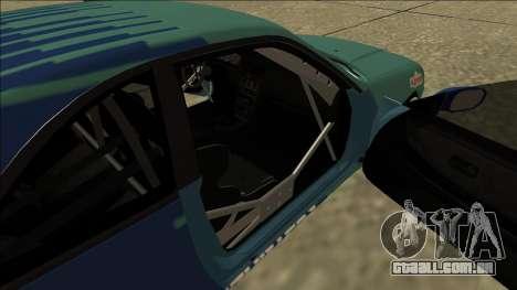 Nissan Skyline R33 Drift Falken para GTA San Andreas vista traseira