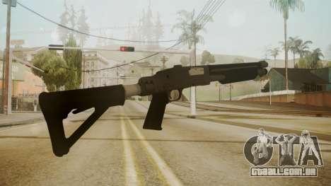 GTA 5 Shotgun para GTA San Andreas segunda tela