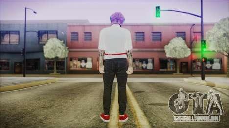 DLC Halloween GTA 5 Mosca para GTA San Andreas terceira tela