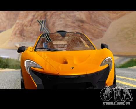 Queenshit Graphic 2015 para GTA San Andreas sexta tela