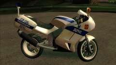 BMW R1200S de Motobot (DPS)