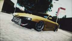 Nissan Silvia s14 by TheFlem