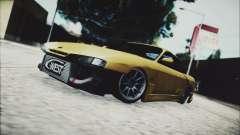 Nissan Silvia s14 by TheFlem para GTA San Andreas