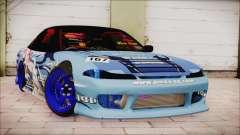 Nissan Silvia S15 DMAX para GTA San Andreas