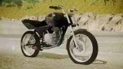 Honda Titan CG150 Stunt
