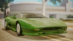 Jaguar XJ220 1992 FIV АПП