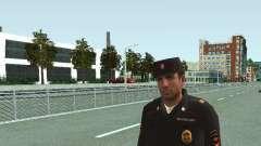 O Sargento do PPS, na forma da nova amostra
