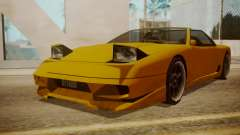 Better Super GT para GTA San Andreas