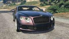 Bentley Continental GT 2012 v1.1 para GTA 5