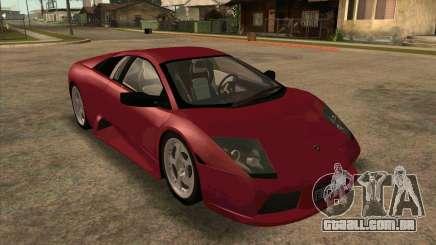 Lamborghini Murcielago купе para GTA San Andreas