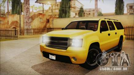 GTA 5 Declasse Granger IVF para GTA San Andreas