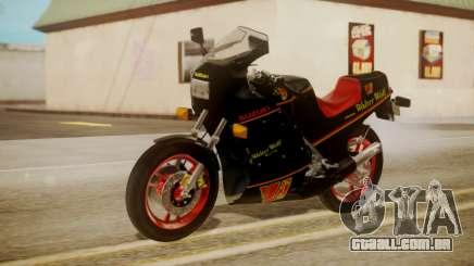 Suzuki RG 250G Walter Wolf para GTA San Andreas